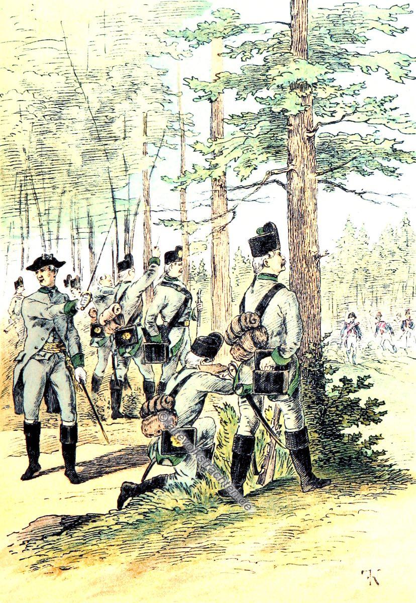 Tirol, Scharfschützen, Uniform, Soldaten, Militär