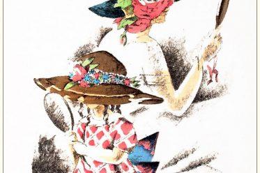 Regina Friedländer, Joseph Bato, Styl, Modemagazin, 1920er, Modegeschichte, Art deco,
