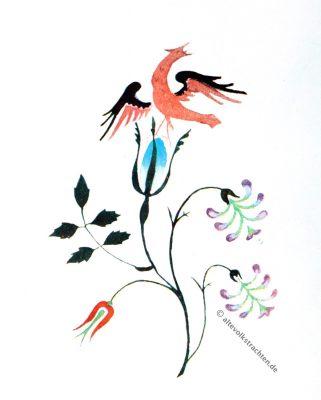 Dimitri Semjonowitsch Stsyaletski, Russia, art, illustration, Winifred Stephens, folk art
