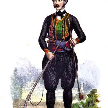 Landmann von Dobrota, Montenegro