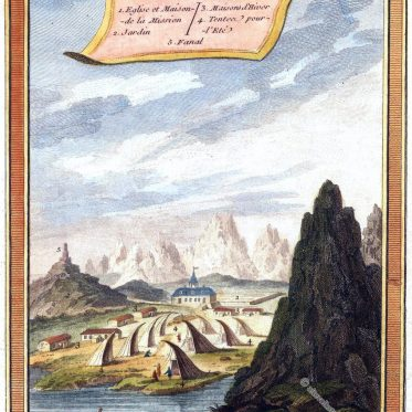 Grönland. Allgemeine Reisegeschichte 1770, von Denis Diderot.