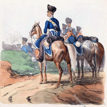 4. Dragoner Regiment. Königreich Preussen