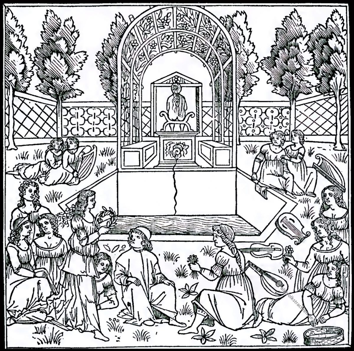 Hypnerotomachia, Poliphili, Renaissance, Roman, Francesco Colonna