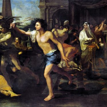 Die religiösen Körperstrafen. Geißelungen der vorchristlichen Zeit.