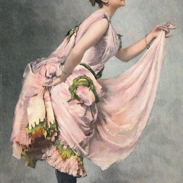 Mlle. Nitouche par Clemens von Pausinger