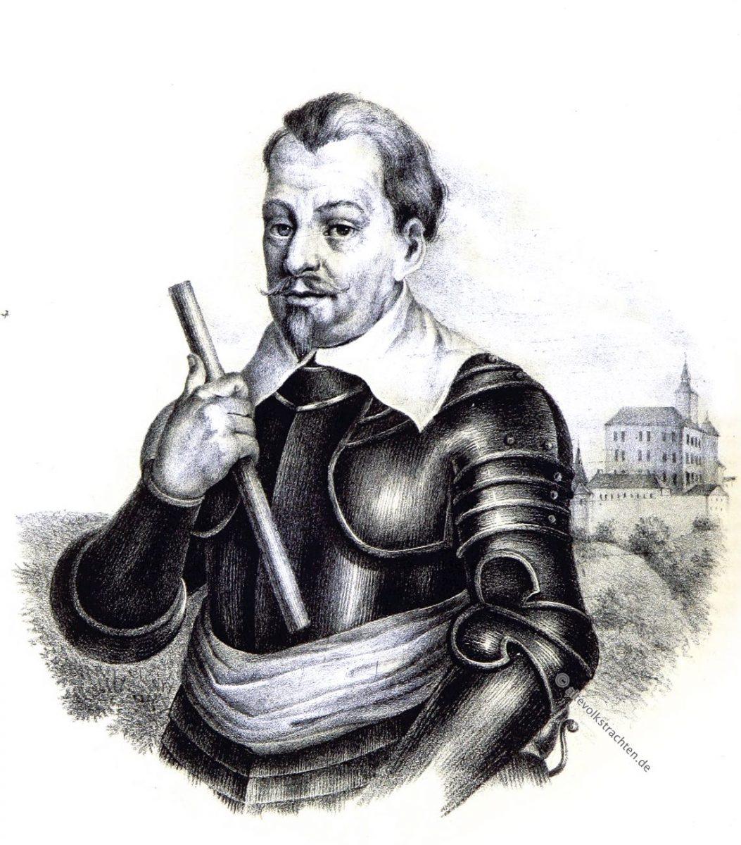 Wallenstein, Dreißigjähriger Krieg, Oberbefehlshaber, Stratege, Kampfkunst, Uniform, General, Barock