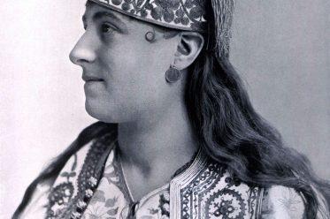 traditionelle türkische Tracht, Rebecca Meise Alithensii, Weltausstellung, Chicago, World's Columbian Exposition
