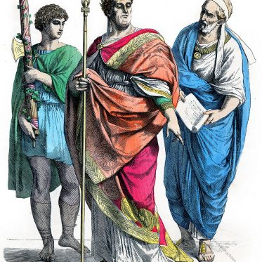 Die Geschichte der Todesstrafe im römischen Staat.