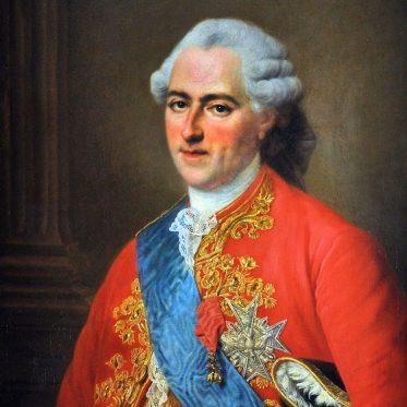 Marquis de La Chétardie. Französischer Diplomat.
