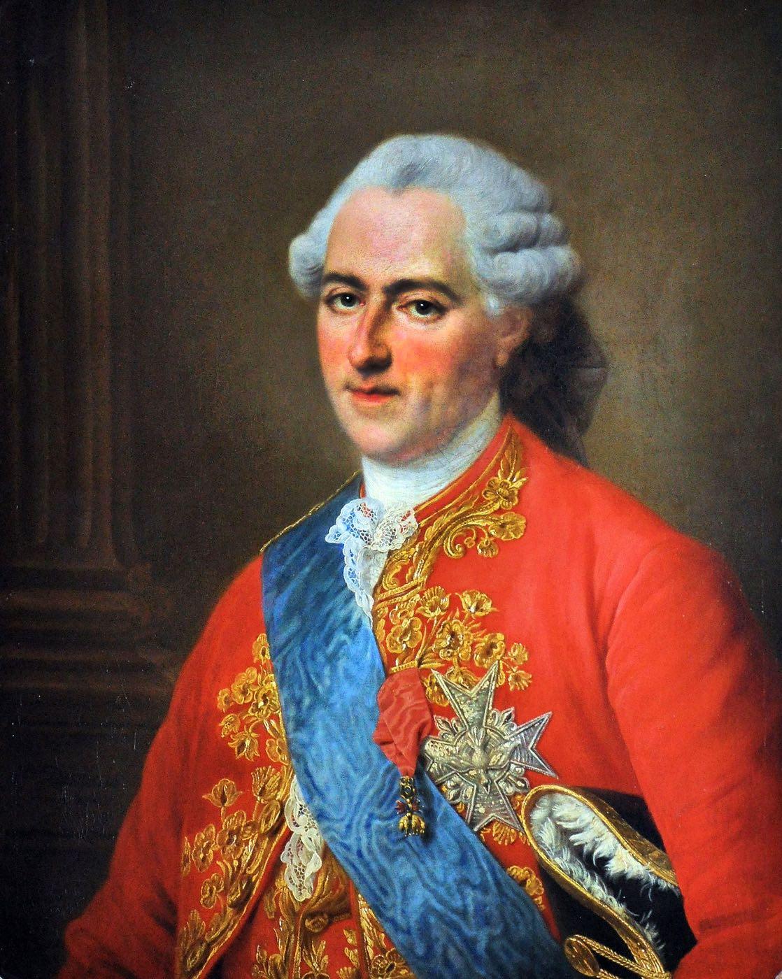 Ludwig XV, König, Frankreich, Rococo, François-Hubert Drouais, Portrait,