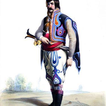 Doroban, Dorobantz. Walachei Rumänien.