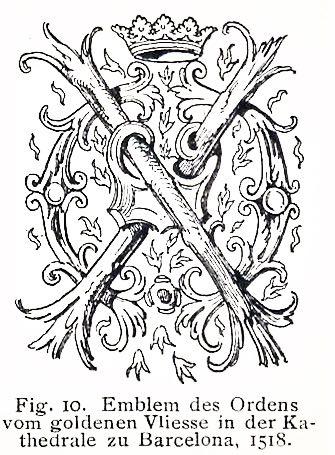 Emblem, Ritterorden, Ritterbund, Orden, Goldenen Vlies, Heraldik, Mittelalter