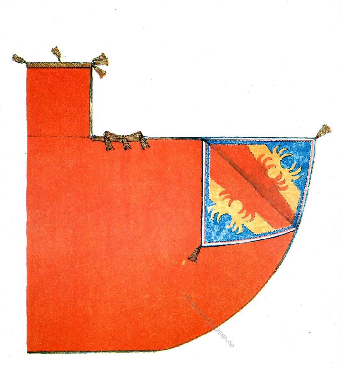 Burnus, Algerien, Trachten, Maghreb, Spahi, Militär, Kavallerie, Mantel