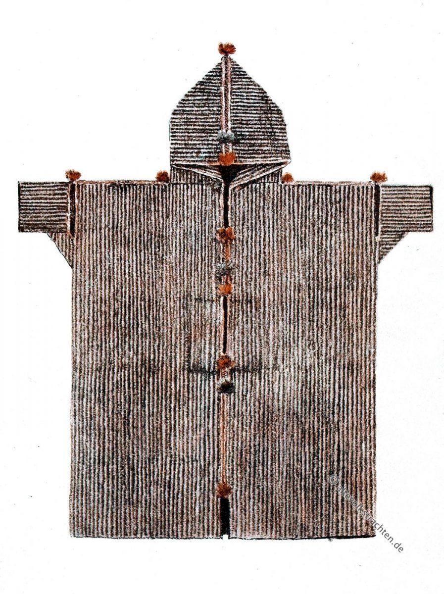 Djellaba, Marokko, Kabyles, Djellabia, Max Tilke, Kostüm, costume, arabia