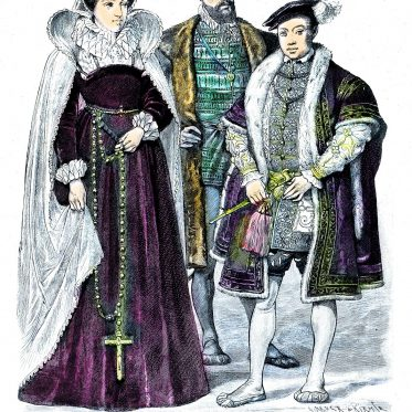 Maria Stuart, Douglas von Angus, Eduard VI.