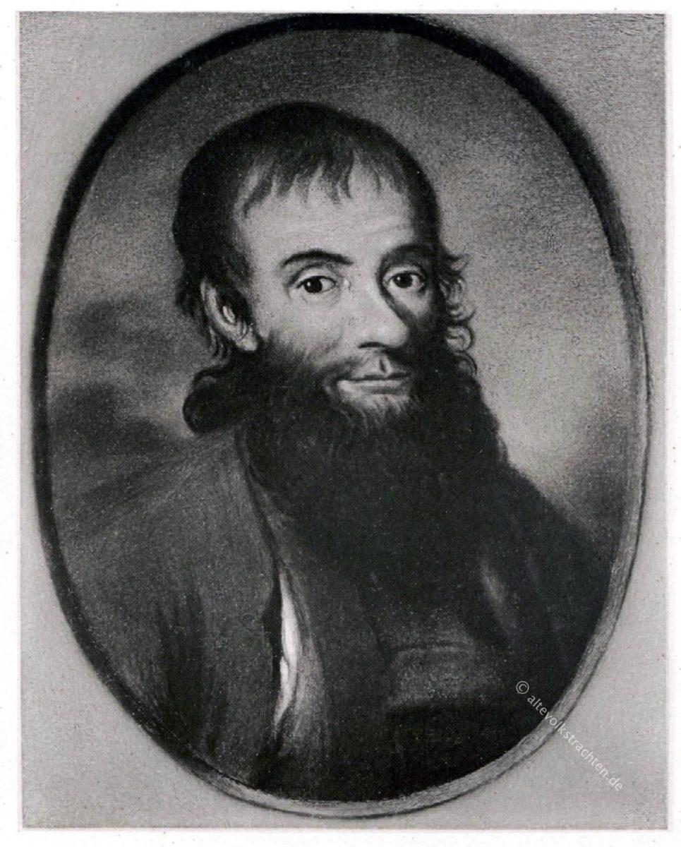 Andreas Hofer, Anführer des Tiroler Volksaufstandes 1809. Österreich, Portrait.