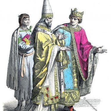 Diener, Römischer Papst, König im 12. Jahrhundert