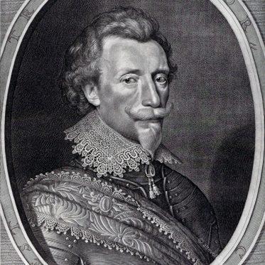 Ernst von Mansfeld, Feldherr im dreissigjährigen Krieg.