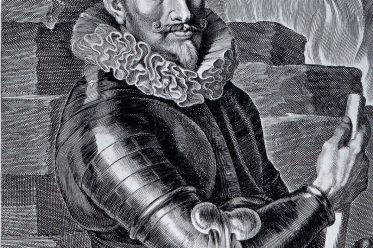 Johann Tserklaes Graf von Tilly, Feldherr, dreissigjähriger Krieg, Soldat, Rüstung, Barock