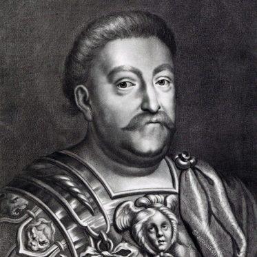 Johann III. Sobieski, König von Polen 1674-1696.