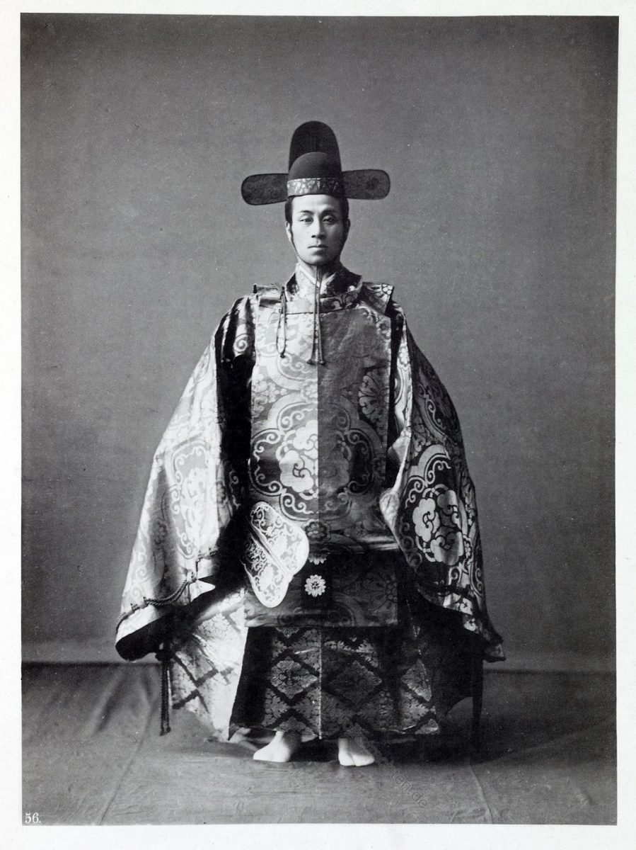 Kazuma Ogawa, Fotograf, Japan, Fotografie, Hofkleidung, Kimono
