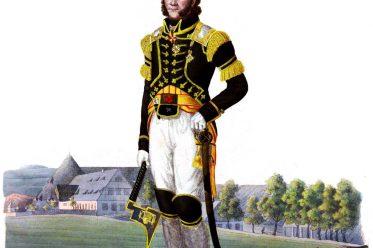 Oberberghauptmann, Uniform, Sachsen, Trachten, Freiberg, Hüttenleute, Bergleute,