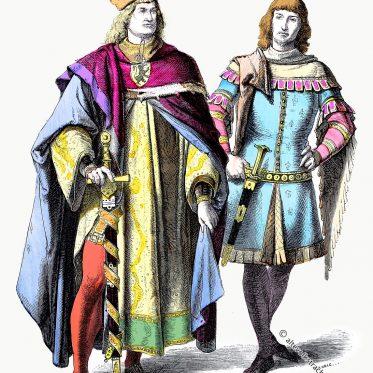 Fürst und Ritter im 14. Jahrhundert