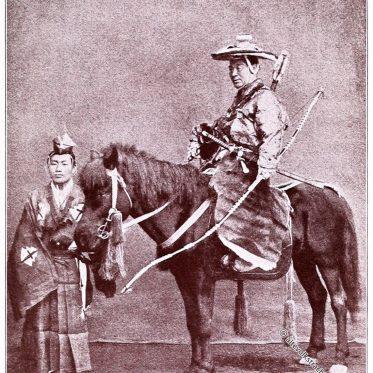 Samurai der Kamakura Periode