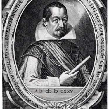 Albrecht von Wallenstein. Herzog von Friedland.