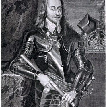Karl I., König von England, 1625-1649.
