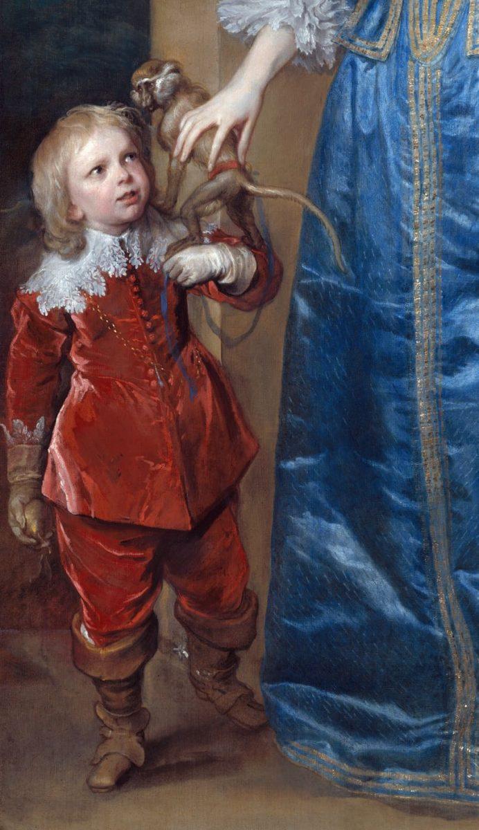 Sir Jeffrey Hudson (1619 - ca. 1682) war ein Hofzwerg der englischen Königin Henrietta Maria von Frankreich.