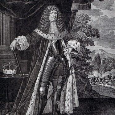 Friedrich Wilhelm, Kurfürst von Brandenburg. Der grosse Kurfürst.