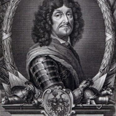 Georg Reichsfreiherr von Derfflinger, 17. Jahrhundert.