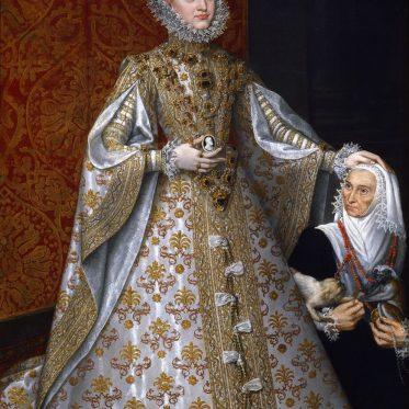 Infantin, Isabel Clara Eugenia, Magdalena Ruiz, Zwergin, Kostüm, Mode, Renaissance, Spanische Kleidermode,