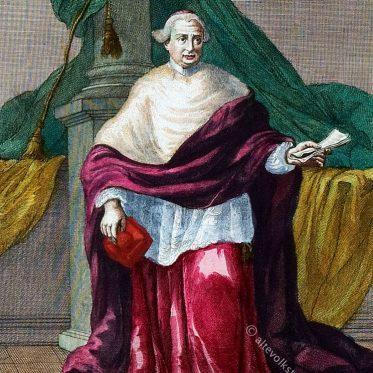 Kardinal der römisch-katholischen Kirche im 18. Jh.