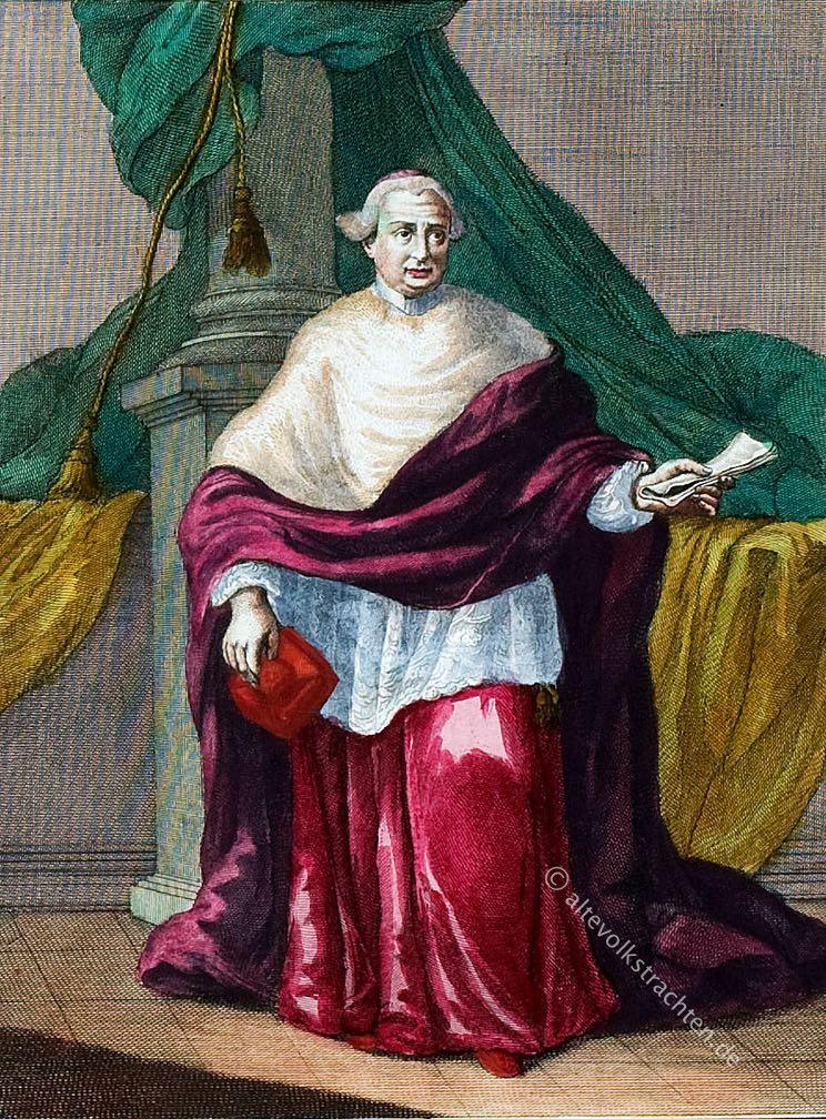 Cardinale, o Principe di Santa Chiesa.