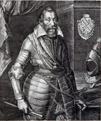 Maximilian I., Herzog von Bayern seit 1597 und Kurfürst 1623-1651.