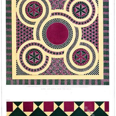 Opus Alexandrinum, Mosaik, St. Markus, Santa Maria Maggiore, Mittelalter,