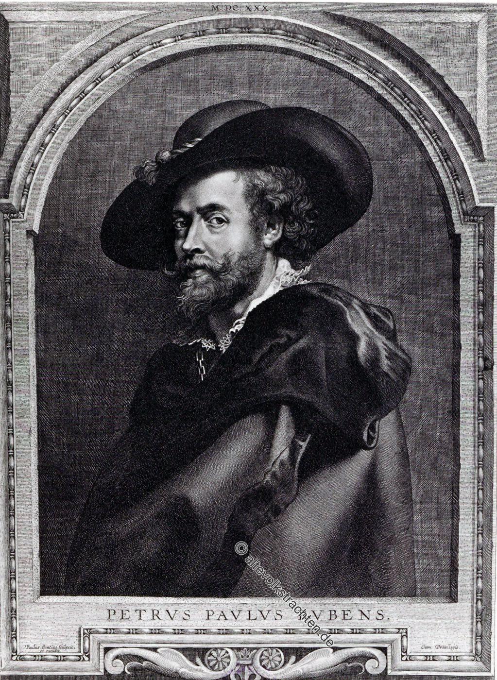 Peter Paul Rubens, Flämischer Maler, Barock, Niederlande, Portrait, Künstler, Dreissigjähriger Krieg, Diplomat,