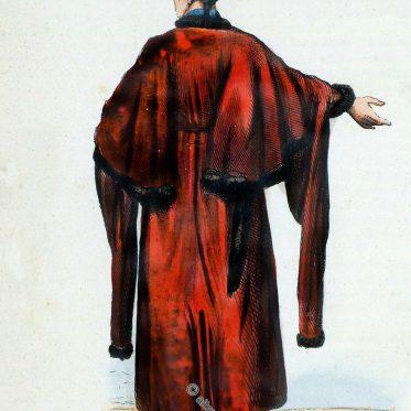 Englischer Ratsherr um 1840