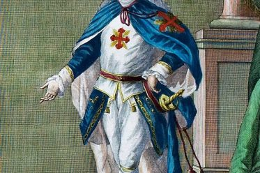 Cavaliere, Ordine, Costantiniano, Napoli, costume, Ritter, Konstantinischer Orden, Neapel