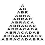 Abrakadabra, Abrakalanisch oder Arakalanisch