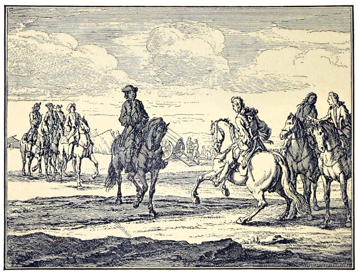 Kavallerie, Militär, Frankreich, Louis XIII, Louis XVI, Barock, Soldat,