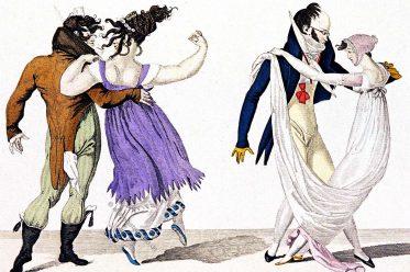 Le Bon Genre, La Walse, Fashion, empire, regency