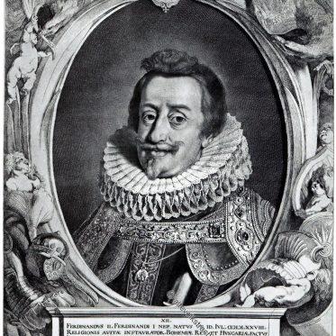 Ferdinand II., Kaiser von Deutschland im 17. Jh.