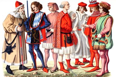 Costumes, Ducs, Baviere, Renaissance, Moyen Age, Modes, 16e siècle
