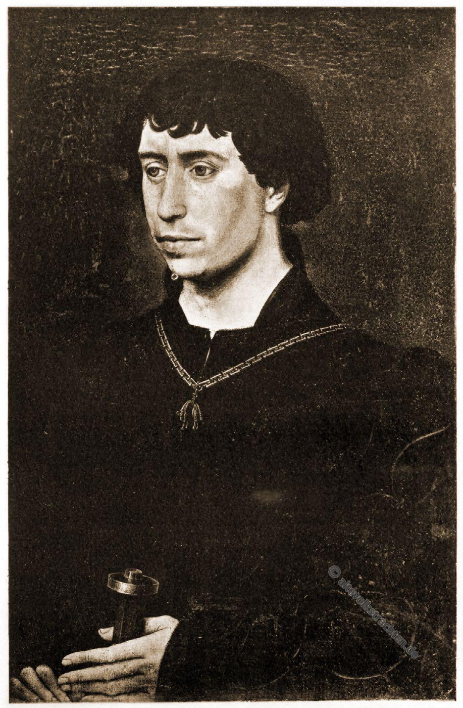 Karl der Kühne, Herzog, Burgund, Mittelalter, Charles le Téméraire,