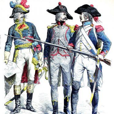 Uniformen der Französischen Republik