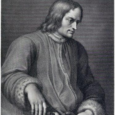 It. Renaissance Fürst Lorenzo de' Medici, 15. Jh.