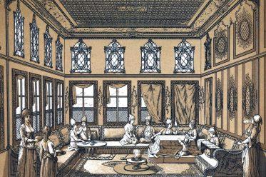 Tandur, Ofen, Türkei, Osmanisches Reich, Auguste Racinet
